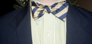 Bow Tie Project, Tie, Day Four