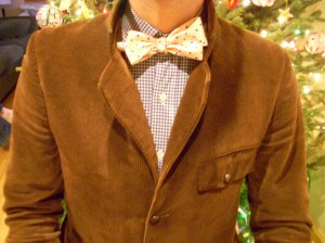 Bow Tie Project, Tie, Day Three