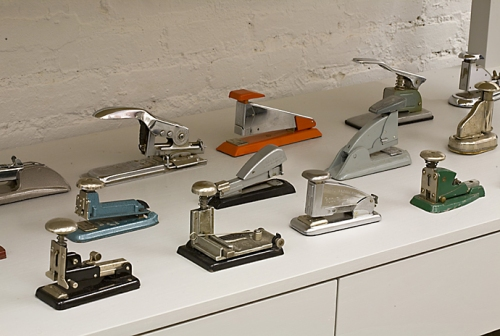 antique-staplers