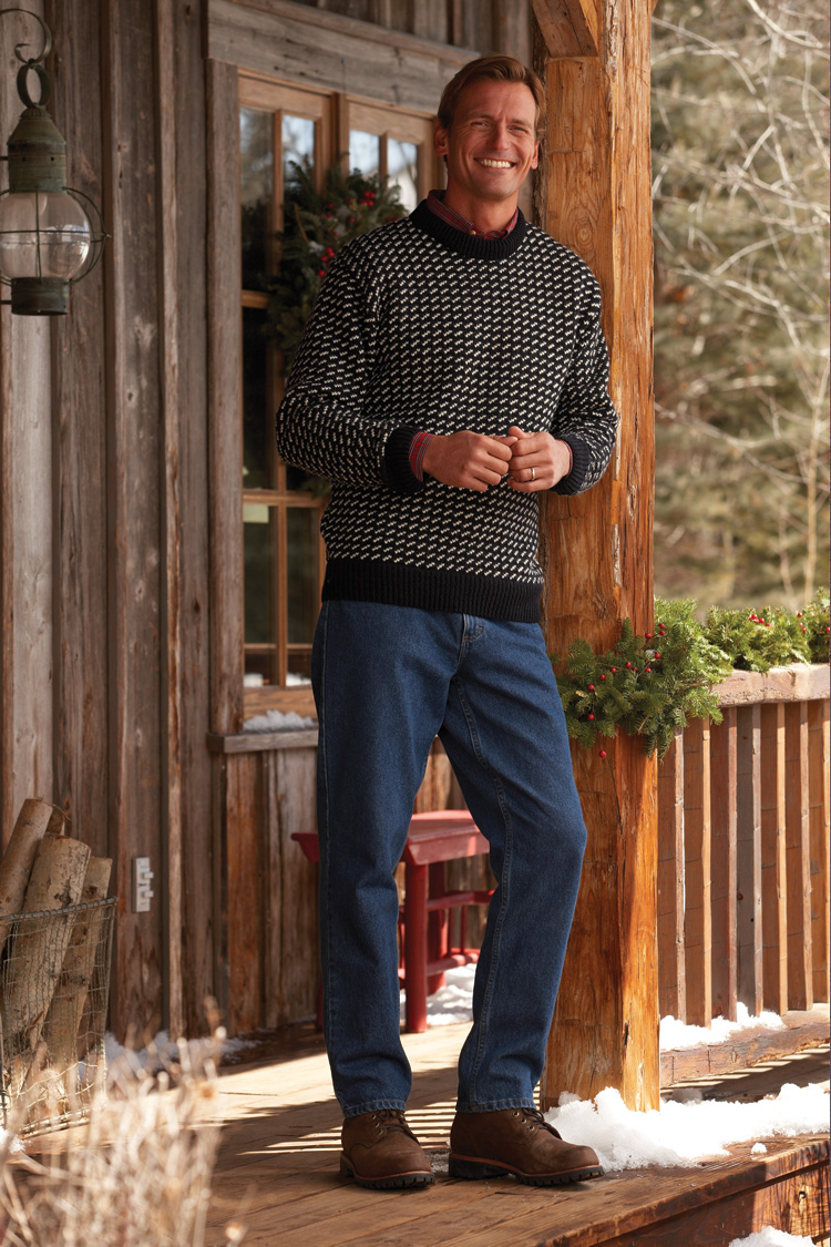 How Should The Ll Bean Norwegian Sweater Fit Ask Andy